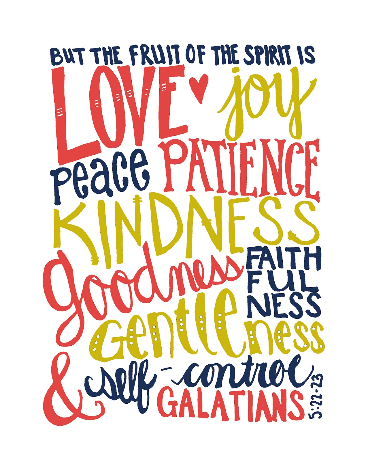 Good spiritual fruit pedestrian god for Fruit of the spirit goodness craft