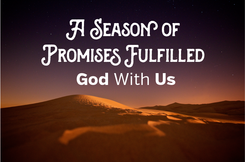 a season of promises god with us